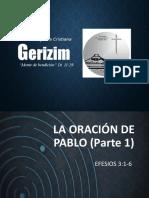 8_la Oración Del Pablo