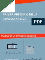 2 - Primer  Principio de la Termodinámica.ppt