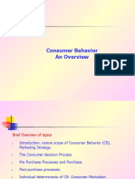 37687579 Consumer Behavior