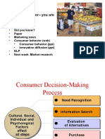 Consumer Behavior Ppt 2