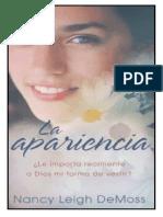 La Apariencia - Nancy Leig De Moss.docx
