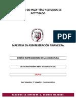 03 Dise_o Decisiones Financieras de Largo Plazo DIC19 RevB