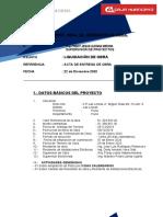 1.1 INFORME FINAL DE RESIDENTE DE OBRA