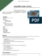 FPGA_Field Programmable Gate Array_Wiki