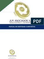 JLM SAC Identidad Corporativa