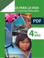 Ciencias Naturales, Tomo I, 4to año. Energía para la vida.pdf