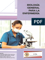LIBRO BIOLOGÍA GENERAL PARA LA ANFERMERÍA