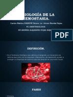 FISIOLOGÍA DE LA HEMOSTASIA.pptx