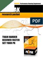 pr1pak research packet