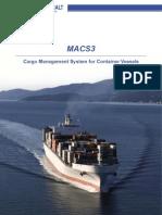 2010 Brochure MACS3 Container
