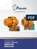 Flexible Couplings HDF - HXP