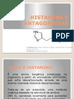 Histamina e antagonistas.pptx