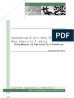 Operational BI-Expanding BI Through