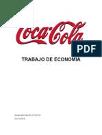 TRABAJO DE ECONOMÍA COCA-COLA