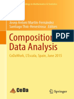 [Springer Proceedings in Mathematics &amp_ Statistics 187] Josep Antoni Martín-Fernández, Santiago Thió-Henestrosa (eds.) - Compositional Data Analysis_ CoDaWork, L'Escala, Spain, June 2015.pdf