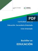 011 BACHILLER EN EDUCACIÓN