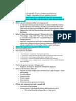 Biology Notes 2