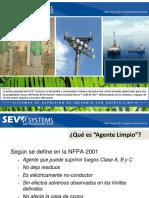 Agente limpio - SEVO Systems
