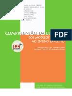 Compreensão da Leitura - dos modelos teóricos ao ensino explícito