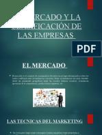 EL MERCADO Y LA CLASIFICACIÓN DE LAS EMPRESAS