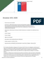 1_SUSESO_Dictamen_1013-2020 (05-mar-20)