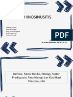 RHINOSINUSITIN DR IM.pptx