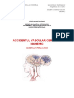 Referat Accidentul Vascular Cerebral