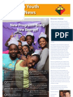 Westlawn Youth Network Winter 2010 Newsletter