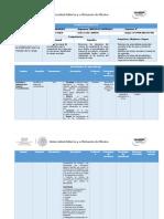 Planeación didactica unidad 3
