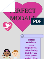 Perfect Modals Presentation-final Version