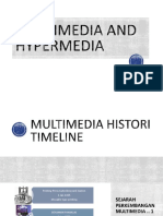 Multimedia and Hypermedia2