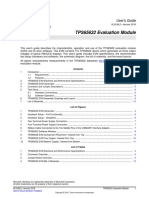 Tps65632 evaluation module