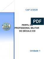 Perfil do Profissional Militar do Século XXI
