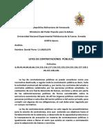 administracion analisis leyes de contrataciones publicas