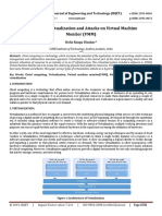 A Survey on Virtualization and Attacks on Virtual Machine.pdf