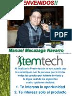 Presentacion StemTech Manuel Macazaga 15 Nov 2010[1]