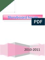 Storyboard Site