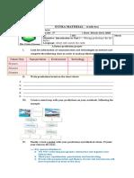 extra material 8 - II worksheet 2