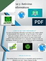 tabajo de Virus y Antivirus informáticos