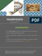 1. Paleontologia y sus leyes
