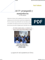 Covid-19_ propaganda y manipulación, por Thierry Meyssan