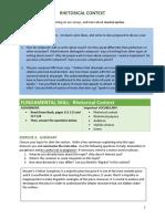 Homework due 2-11 - Rhetorical Context.pdf