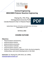 4B3 6B3 2016 Course Notes - Outline
