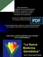 LA NMG - Las Cinco Leyes Biologicas.pps