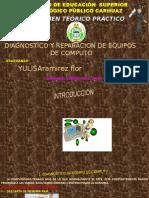 exposicion de armado de computadoras