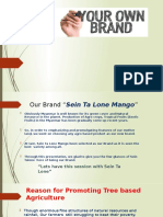 DAW PAPA LIN - Create Your Own Brand