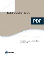 MSL Install Admin R9.1SP1 En