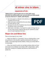 Major-and-minor-sins-in-Islam
