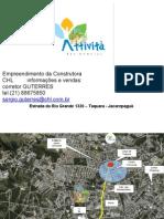ATTIVITÁ RESIDENCIAL - Taquara - tel. (21) 7900-8000
