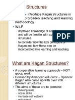 Collaborative Learning based on Kagan
